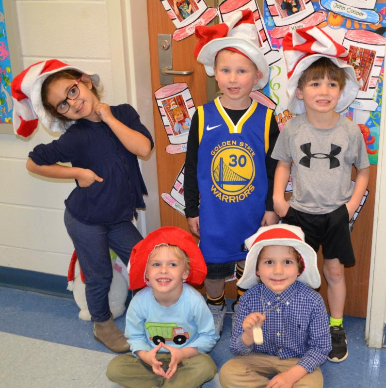 Dr  Seuss Week | Bible Characters | Dr  Conner